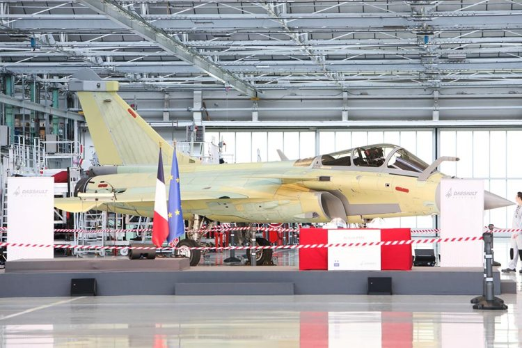 French Rafale F4