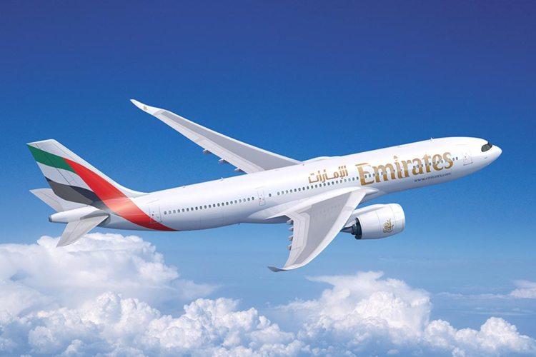 emirates airbus a330 900