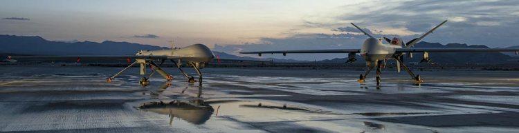 USAF MQ-1 Predator and MQ-9 Reaper