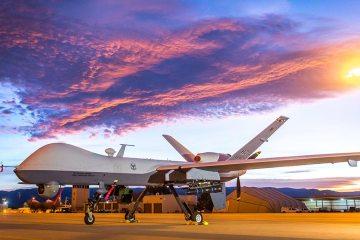 USAF MQ-9 Reaper