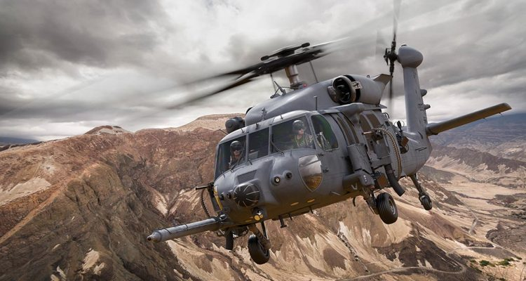 HH-60W Combat Rescue Helicopter (2)