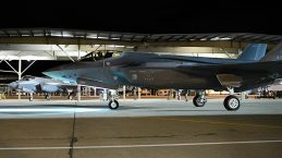 USAF F-35A depart from Hill AFB to Middle East