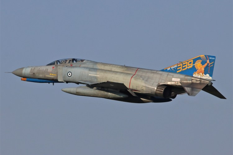 Hellenic Air Force F-4 Phantom