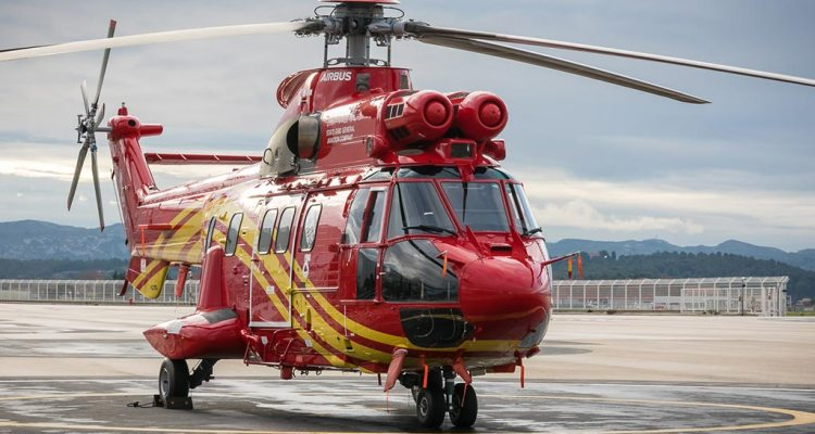 China's Airbus Helicopters H-215