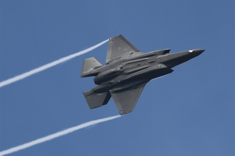 Italian Air Force F-35A