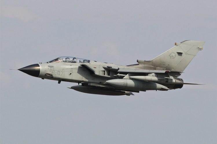 Tornado Italian Air Force