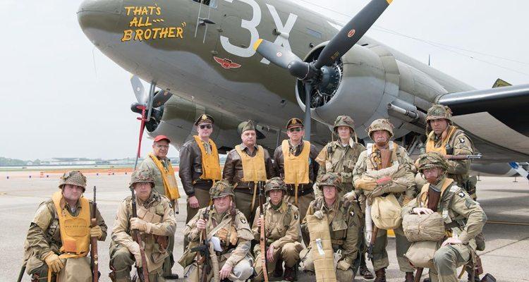 C-47 Dakota D-Day 75th Anniversary