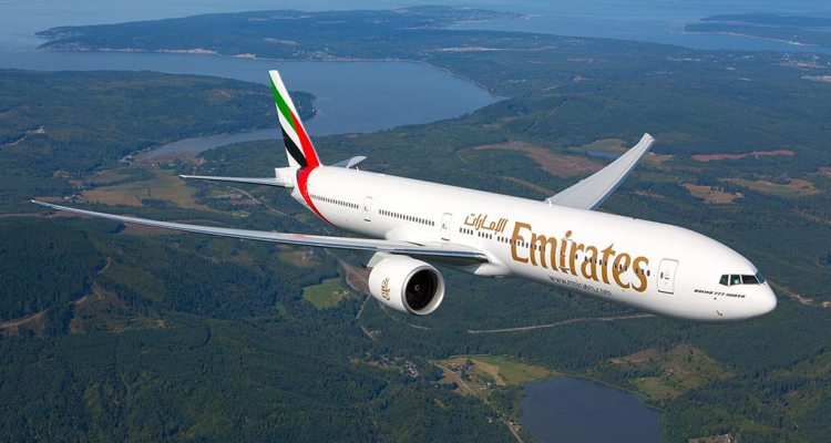 emirates airlines b777