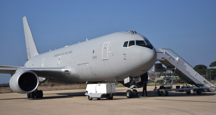 Italian Air Force KC-767A