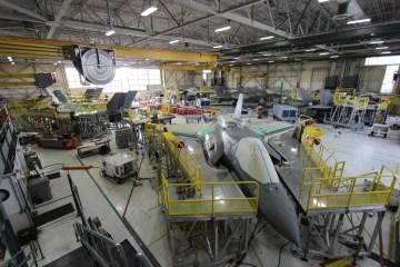 US F-35B FRCE Fleet Readiness Center East