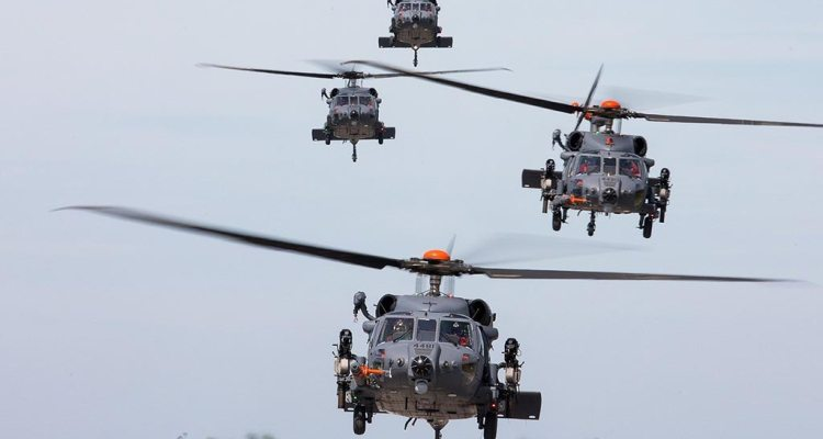 Sikorsky HH-60W Combat Rescue Helicopter