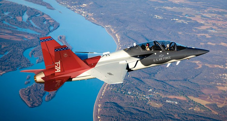 Boeing T-7A Red Hawks
