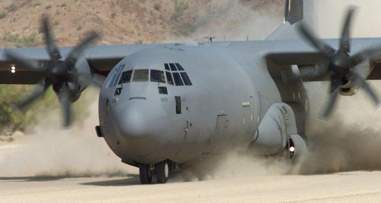 C130J Super Hercules