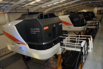 CAE opening London Gatwick training centre