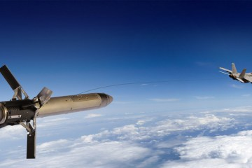 BAE Systems' AN/ALE-55 fiber-optic towed decoy