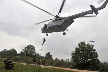 NATO Multinational Special Operations Aviation training centre
