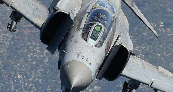 hellenic air force F4 Phantom