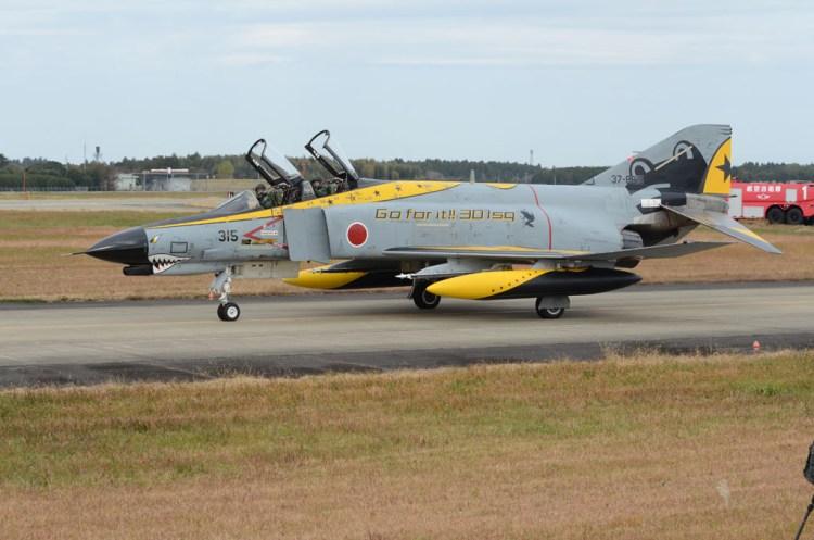 Japan F-4EJ Phantom II