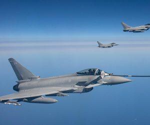 UK RAF Typhoon