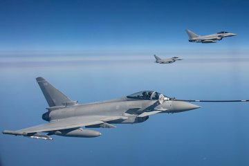 UK RAF Typhoon
