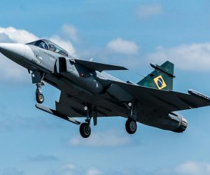 Brazilian Air Force Gripen-E