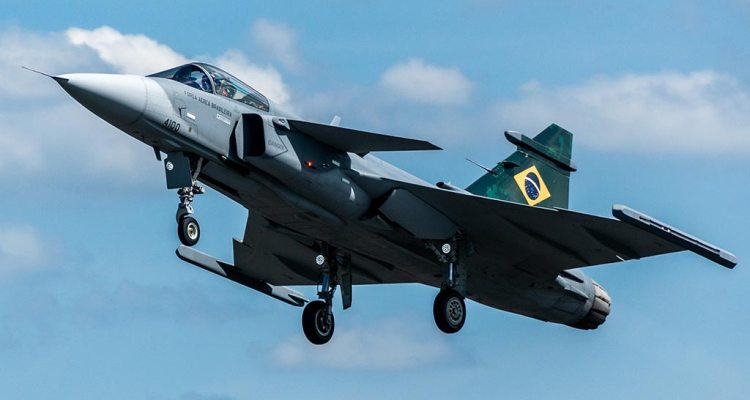Brazilian Air Force Gripen-E