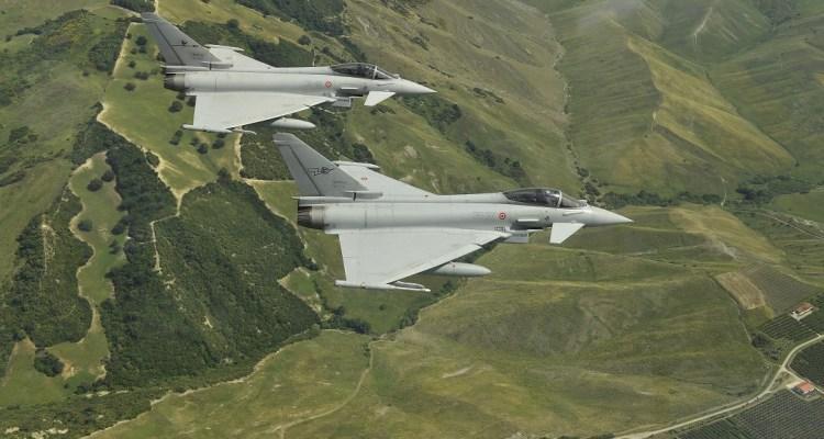 Eurofighter Italian Air Force