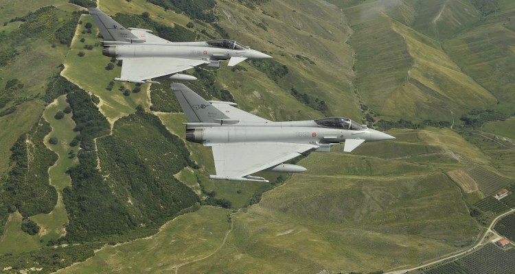 Eurofighter Italian Air Force