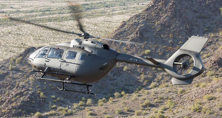 US Army UH-72B Lakota