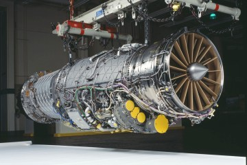 Pratt & Whitney F135 engine