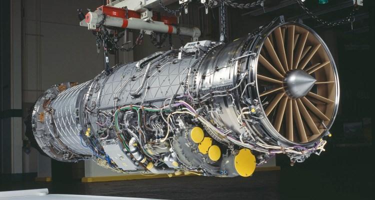 Pratt & Whitney F135 engine