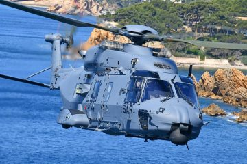NH-90 SAR Spanish Air Force