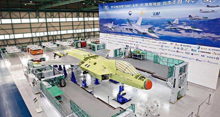 South Korea KF-X Program