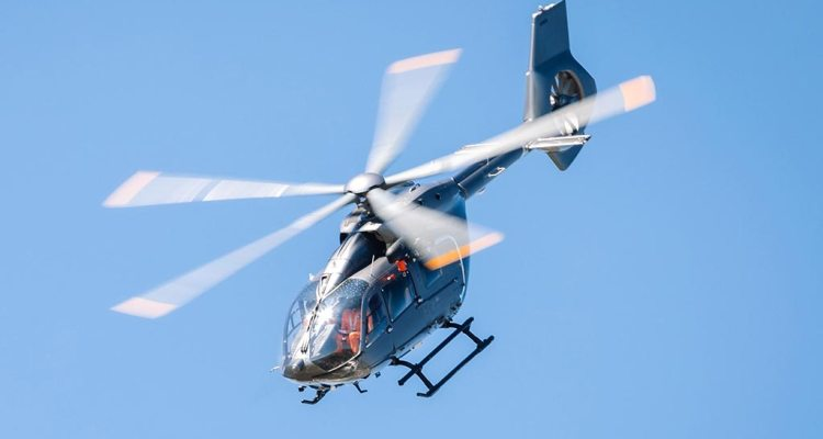 Airbus Helicopter H145 five blades