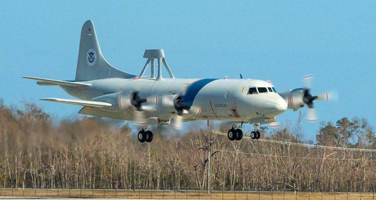 CBP P-3 Orion