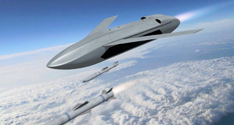 DARPA LongShot UAV