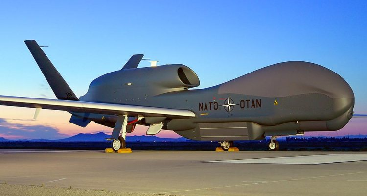 Nato AGS RQ-4D Phoenix