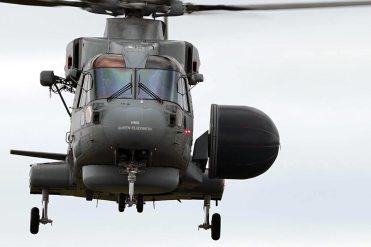 Royal Navy Merlin Crowsnest