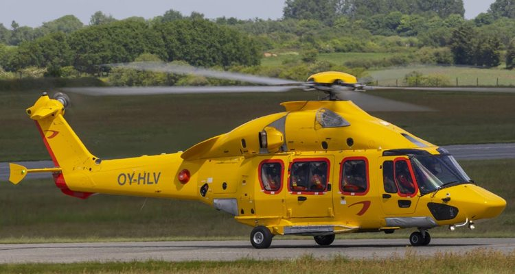 airbus helicopters H175 NHV group