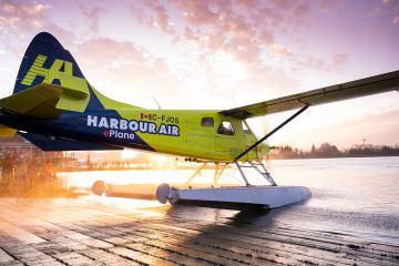 harbour air seaplanes Eplane