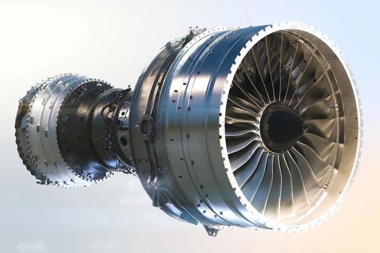 Dassault Aviation Falcon 10X engine