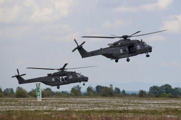 cadar 2021 exercise Italian Army Aviation