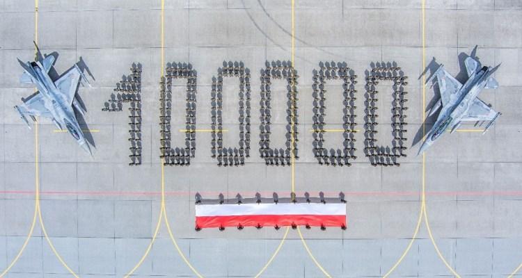 Poland's F-16 fleet