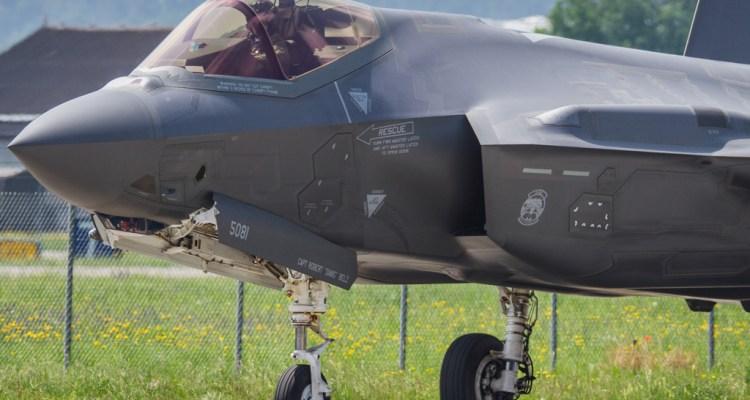 USAF F-35A