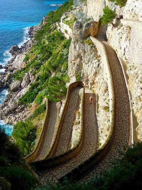 cliff paths