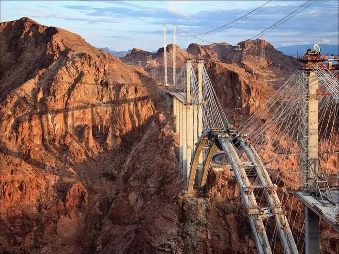 Hoover Dam Bridge - new