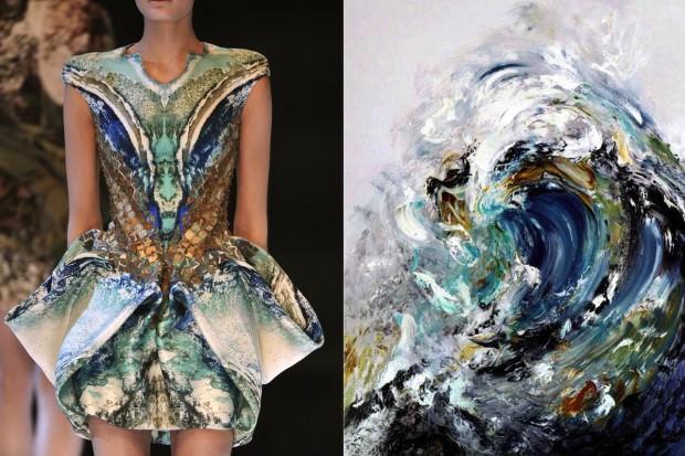 εμπνευσμένη φορέματα