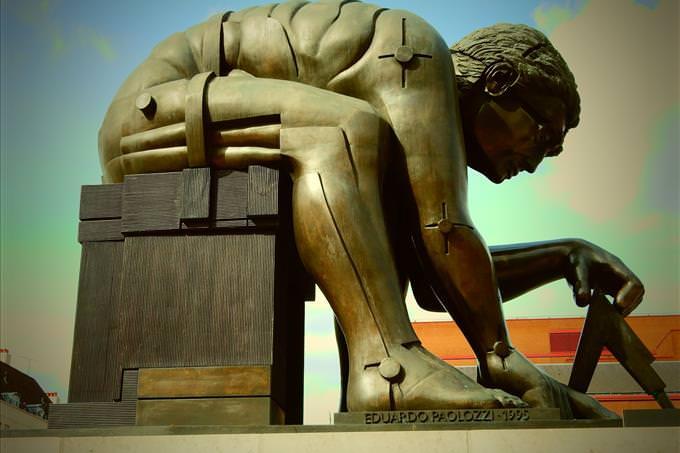 Estátua do pensador