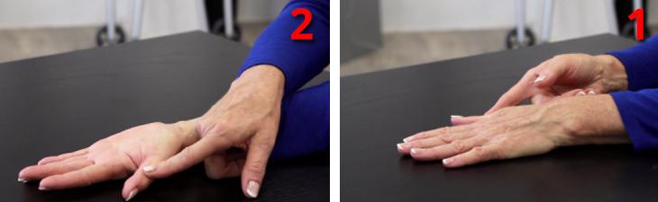 9 rehabilitating hand exercises
