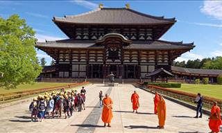 The Breathtaking Historical Landmarks of Nara, Japan